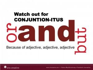 Conjunctionitis