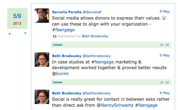 Beth Brodovsky Twitter Tunnel
