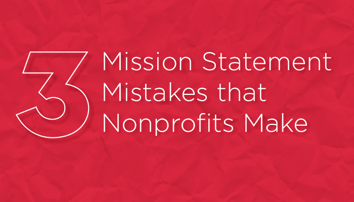 non profit mission statement examples
